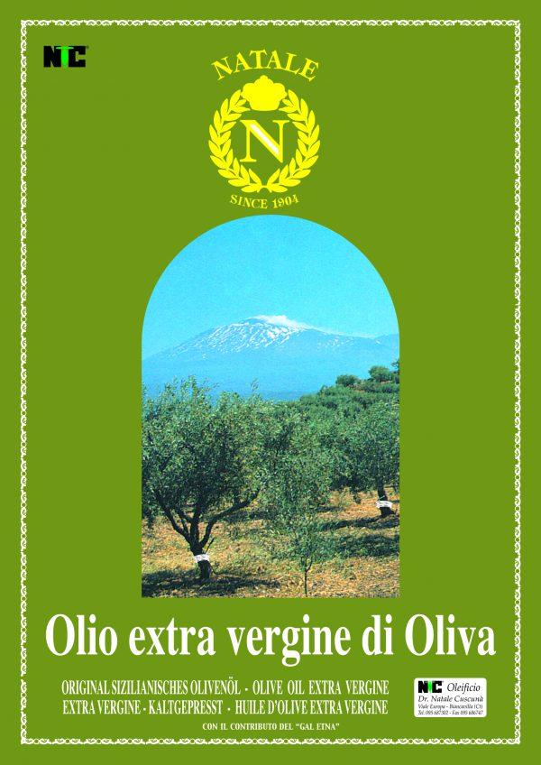 Certificato di Adozione Albero di Olive