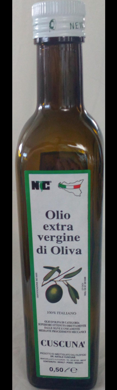 Olio Cuscunà