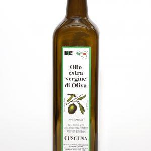 Olio di oliva da 075