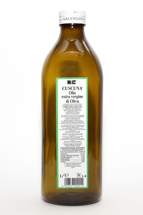 Cuscuna Olio da 1lt